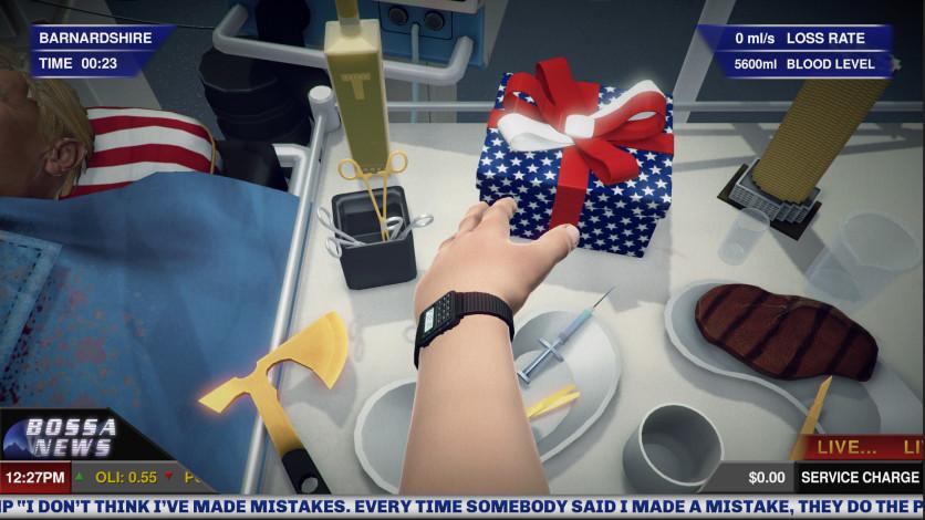 Screenshot 6 - Surgeon Simulator 2013 - Anniversary Edition