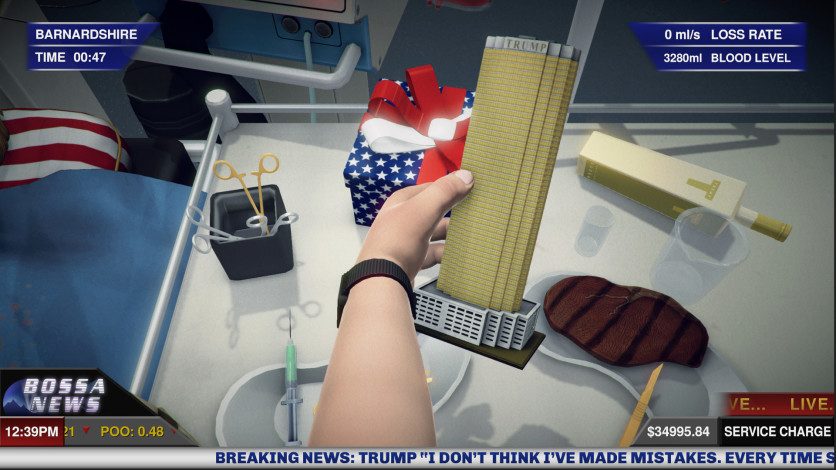 Screenshot 2 - Surgeon Simulator 2013 - Anniversary Edition