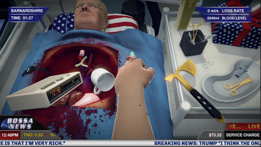 Screenshot 8 - Surgeon Simulator 2013 - Anniversary Edition