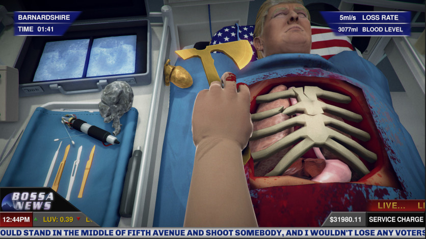 Screenshot 5 - Surgeon Simulator 2013 - Anniversary Edition
