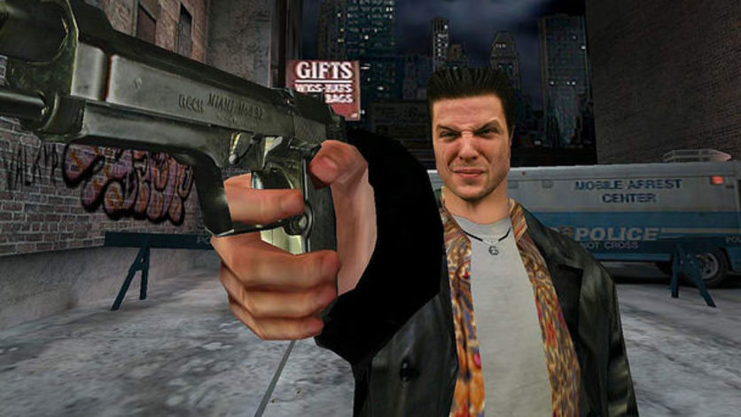 Screenshot 1 - Max Payne