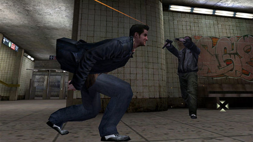 Screenshot 3 - Max Payne