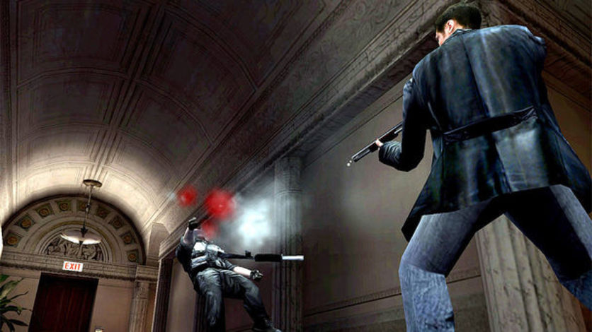 Screenshot 5 - Max Payne
