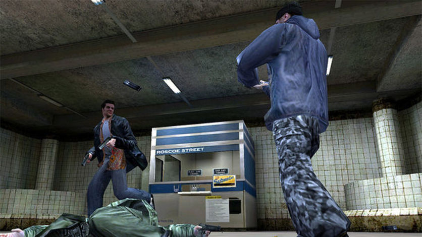 Screenshot 4 - Max Payne