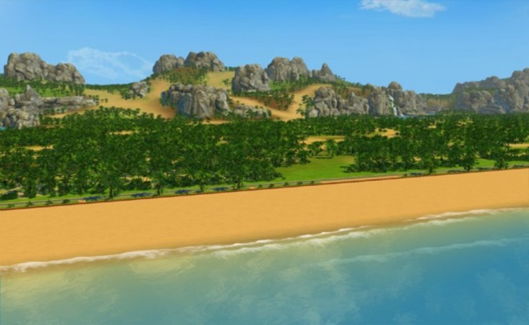 Screenshot 7 - Beach Resort Simulator