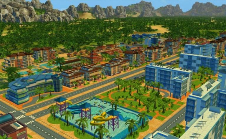 Screenshot 10 - Beach Resort Simulator