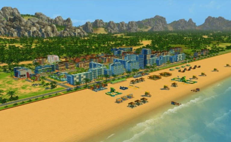 Screenshot 5 - Beach Resort Simulator