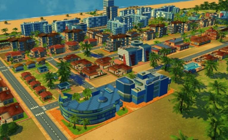 Screenshot 2 - Beach Resort Simulator