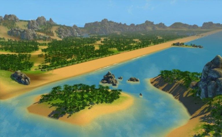 Screenshot 8 - Beach Resort Simulator