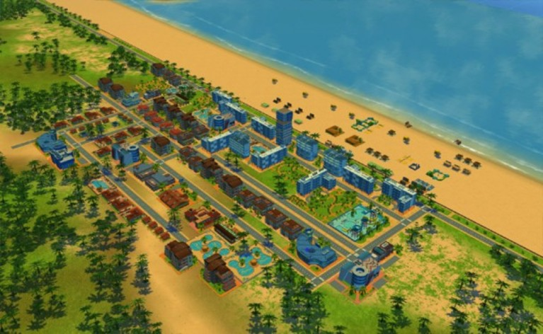 Screenshot 4 - Beach Resort Simulator