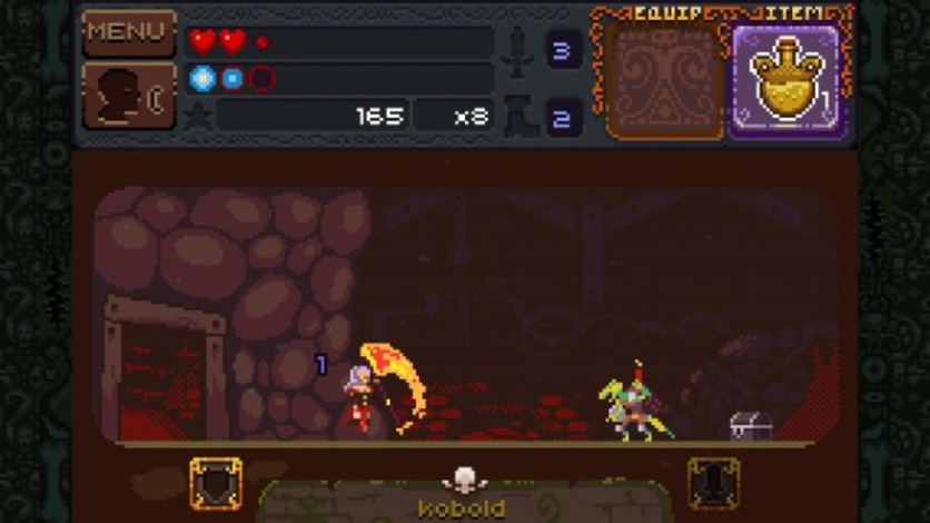 Screenshot 3 - Deep Dungeons of Doom