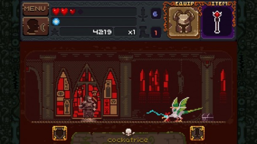 Screenshot 2 - Deep Dungeons of Doom
