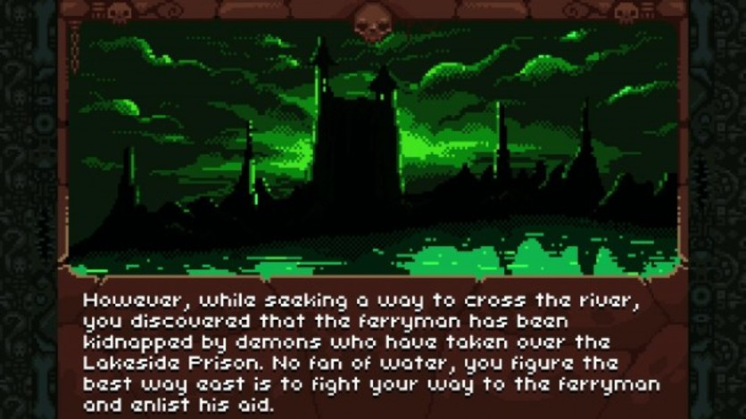 Screenshot 5 - Deep Dungeons of Doom