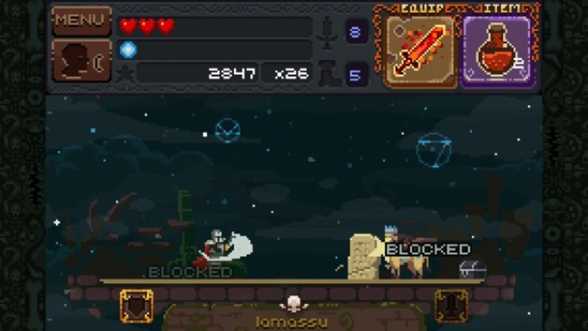 Screenshot 9 - Deep Dungeons of Doom