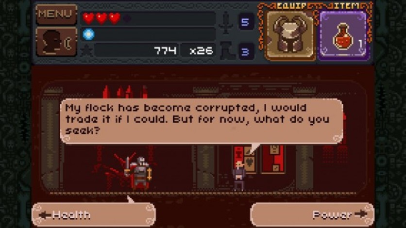 Screenshot 10 - Deep Dungeons of Doom