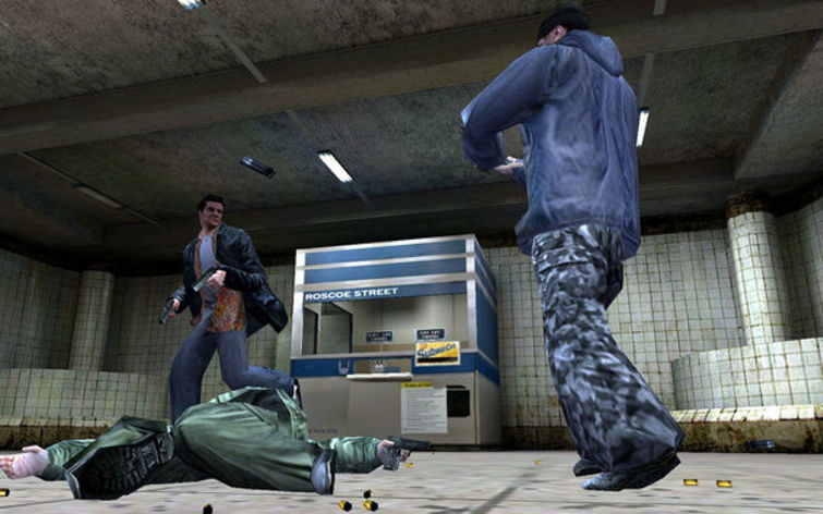 Screenshot 4 - Max Payne Double Pack