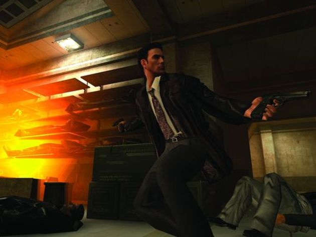 Screenshot 7 - Max Payne Double Pack