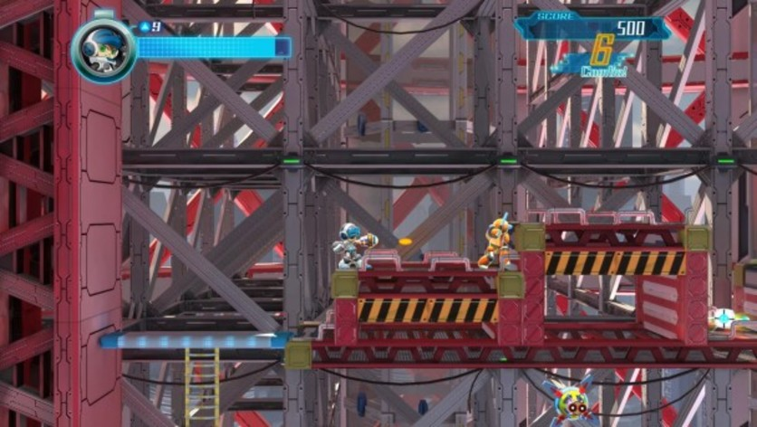 Screenshot 7 - Mighty No. 9