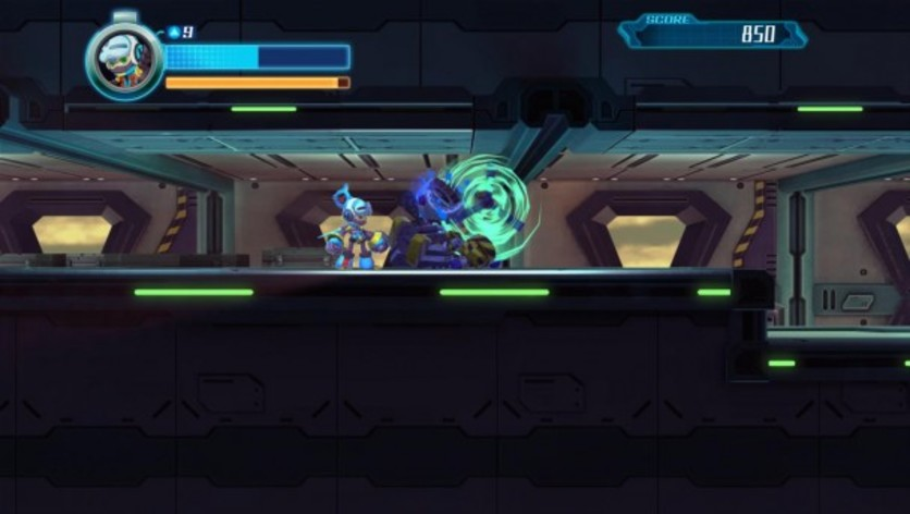 Screenshot 2 - Mighty No. 9