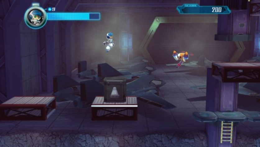 Screenshot 6 - Mighty No. 9