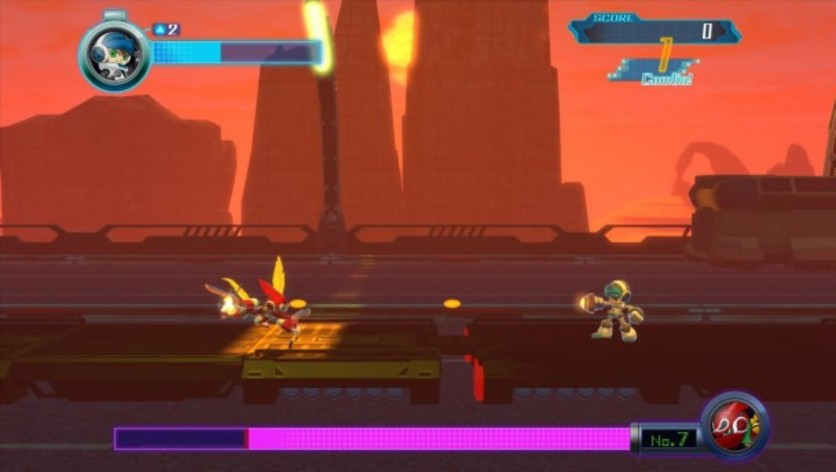 Screenshot 3 - Mighty No. 9