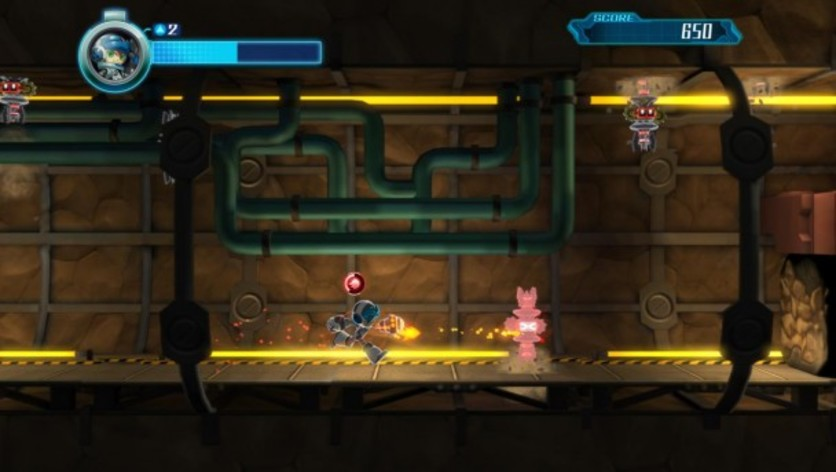 Screenshot 9 - Mighty No. 9