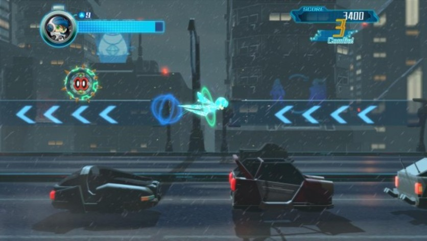 Screenshot 5 - Mighty No. 9