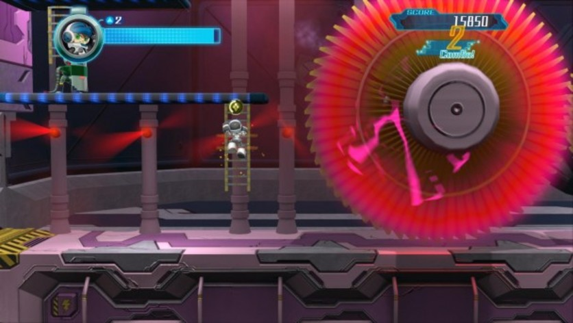 Screenshot 4 - Mighty No. 9