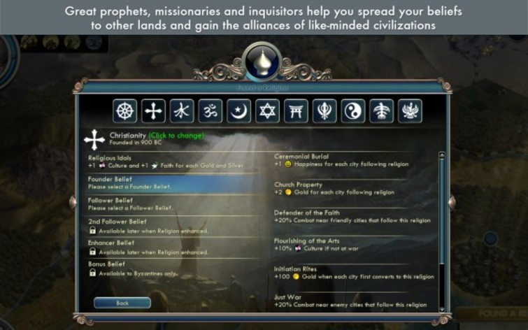 Screenshot 4 - Sid Meier's Civilization V: Gods and Kings