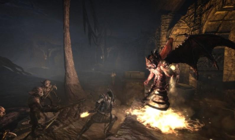 Screenshot 2 - ArcaniA Fall of Setarrif