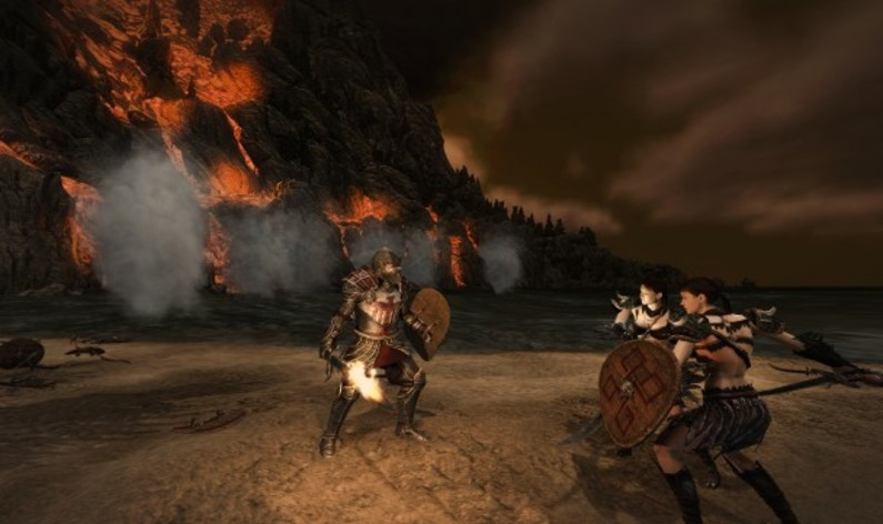 Screenshot 8 - ArcaniA Fall of Setarrif