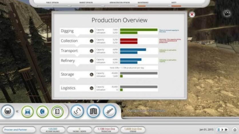 Screenshot 9 - Mining Industry Simulator