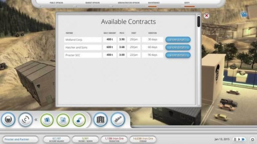 Screenshot 5 - Mining Industry Simulator