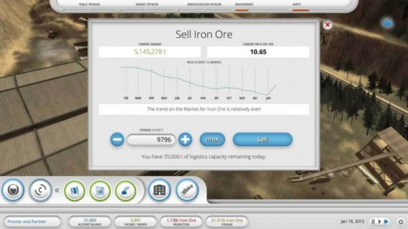 Screenshot 6 - Mining Industry Simulator