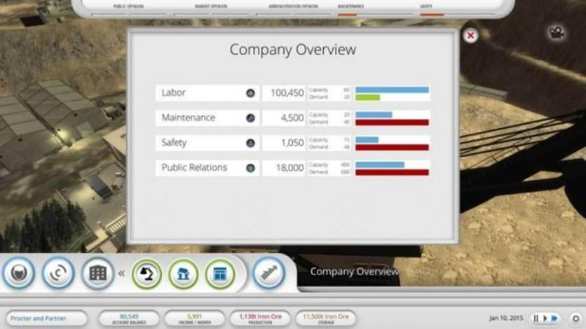 Screenshot 8 - Mining Industry Simulator