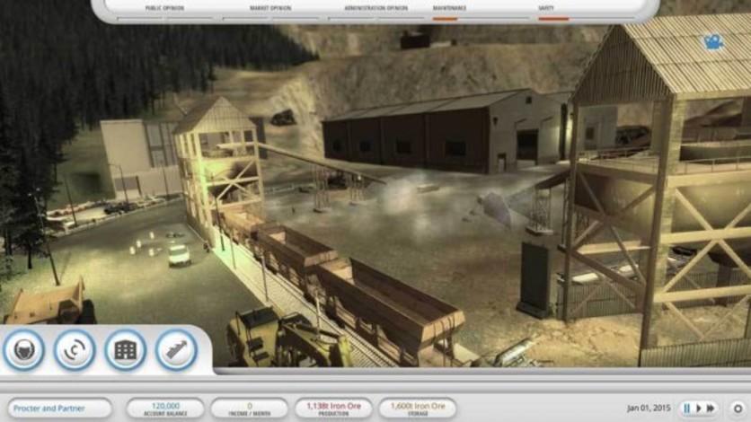 Screenshot 4 - Mining Industry Simulator