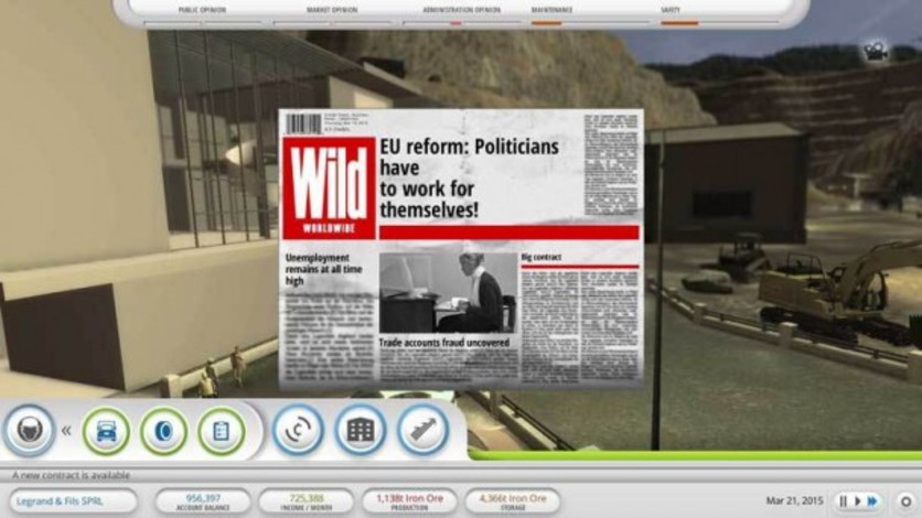 Screenshot 2 - Mining Industry Simulator