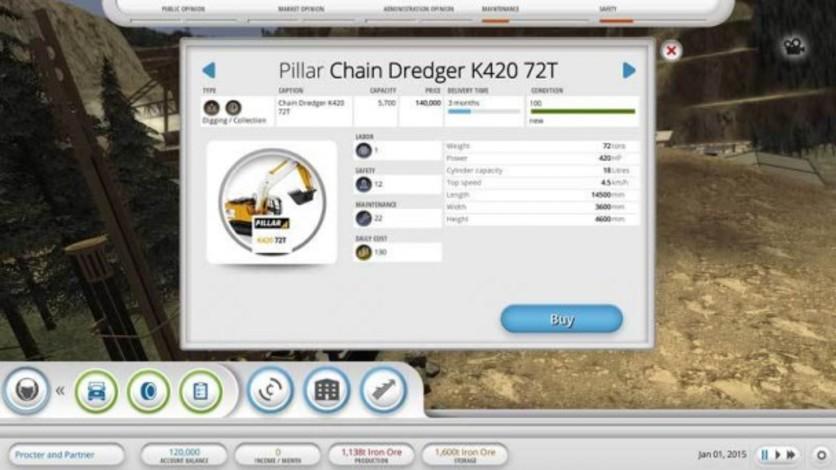 Screenshot 3 - Mining Industry Simulator