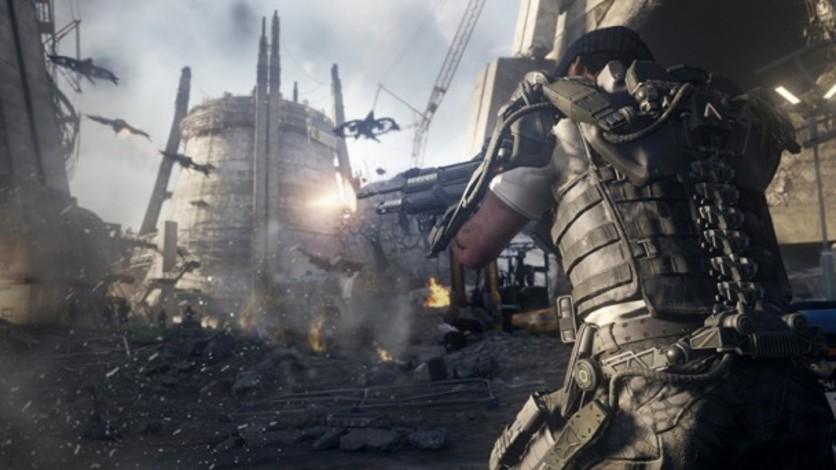 Screenshot 5 - Call of Duty: Advanced Warfare
