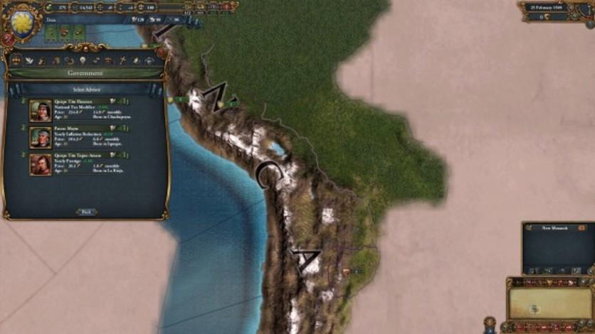 Screenshot 12 - Europa Universalis IV: El Dorado