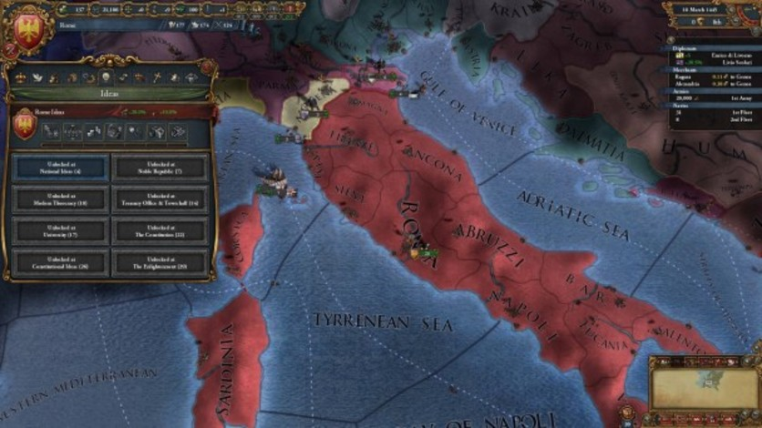 Screenshot 8 - Europa Universalis IV: El Dorado