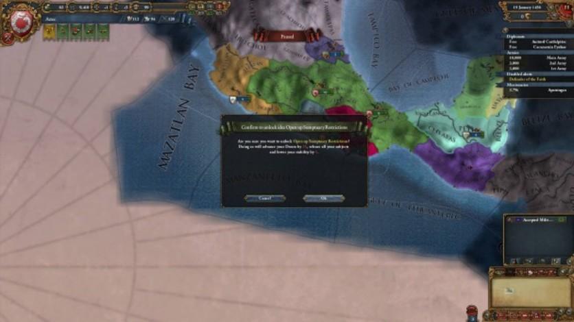 Screenshot 13 - Europa Universalis IV: El Dorado
