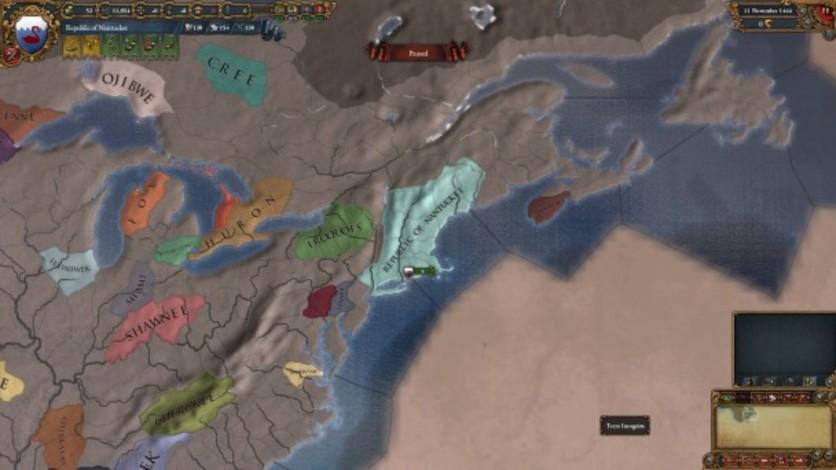 Screenshot 10 - Europa Universalis IV: El Dorado