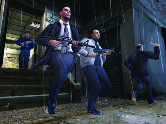 Screenshot 1 - Max Payne 2: The Fall of Max Payne