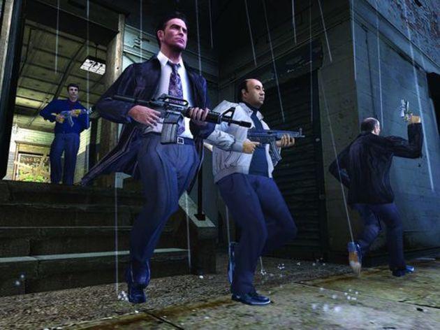 Screenshot 1 - Max Payne 2: The Fall of Max Payne
