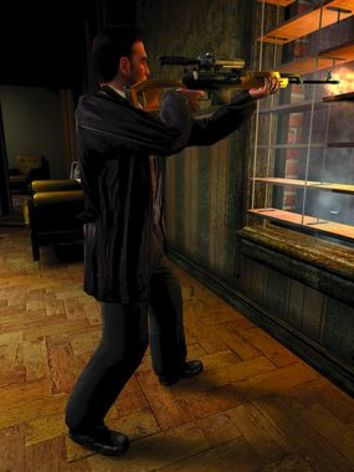 Screenshot 4 - Max Payne 2: The Fall of Max Payne