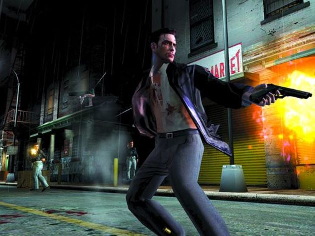 Screenshot 2 - Max Payne 2: The Fall of Max Payne