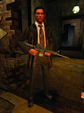Screenshot 7 - Max Payne 2: The Fall of Max Payne