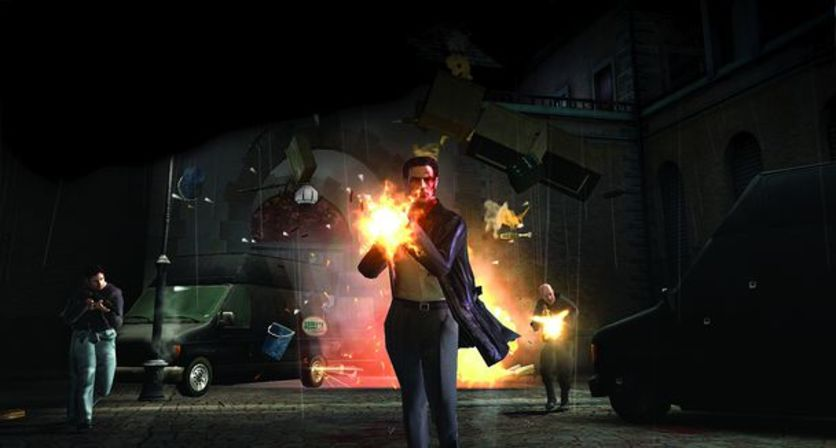 Screenshot 9 - Max Payne 2: The Fall of Max Payne