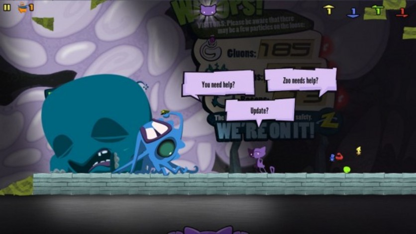Screenshot 9 - Schrodinger's Cat And The Raiders Of The Lost Quark